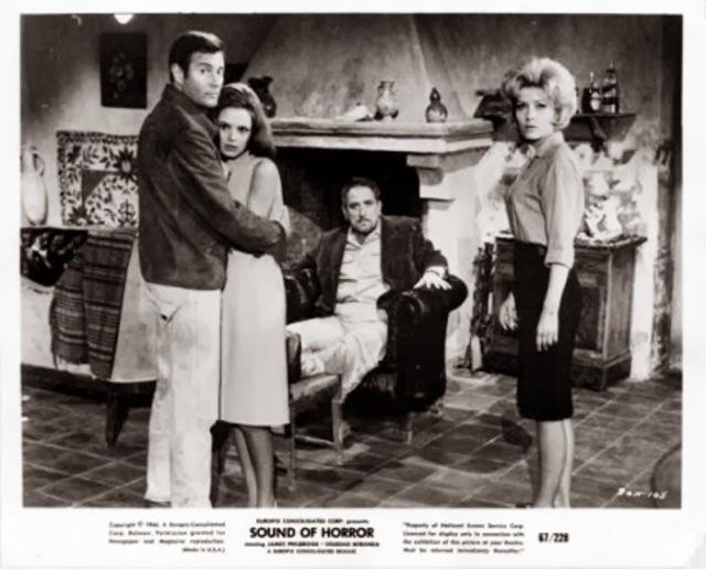 Sound of Horror (Production Still_1) 1966