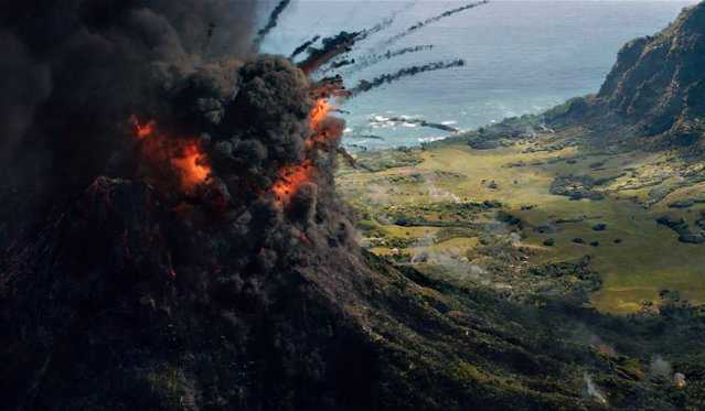 Jurassic-World-Fallen-Kingdom-Review-Isla-Nublar-volcano-eruption