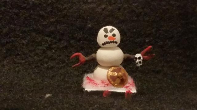 Snow Golem A 1